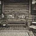 The Porch by Patrick M Lynch