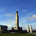 The Portsmouth Naval Memorial Southsea by Terri Waters