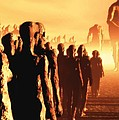 The Post Apocalyptic Gods by John Alexander