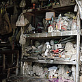 The Potter's Workshop by Shaun Higson