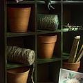The Potting Shed by Ann Garrett