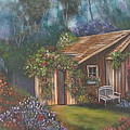 The Potting Shed by Terry Boulerice