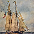 The Pride Of Baltimore II by Dale Kincaid