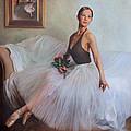 The Prima Ballerina by Anna Rose Bain