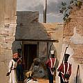 The Prison Of Hadjee Khan Kakus - by Lieutenant Thomas Wingate