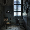 The Private Room - Abandoned Asylum by Gary Heller