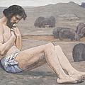 The Prodigal Son by Pierre Puvis de Chavannes