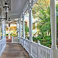 The Promenade by Jim Garrison
