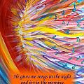 The Prophetic Song by Jewell McChesney