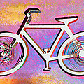 The Psychedelic Bicycle by Bill Cannon