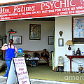 The Psychic Down The Shore by Sue Rosen