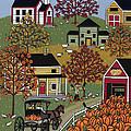 The Pumpkin Barn by Medana Gabbard