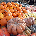 The Pumpkin Stand by Richard Reeve