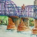 The Purple People Bridge by Elaine Duras