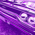 The Purple People Eater - 1970 Plymouth Gtx by Gordon Dean II