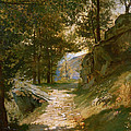 The Pyrenees by Henri Regnault