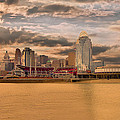 The Queen City Cincinnati by Randall Branham