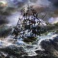 The Rage Of Poseidon IIi by Stefano Popovski