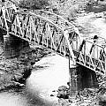 The Rail Bridge by Holly Blunkall