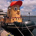 The Real Theodore Tug Boat Lives In Halifax by John Malone