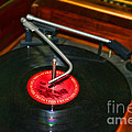 The Record Player by Paul Ward