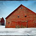 The Red Barn by Image Takers Photography LLC - Carol Haddon