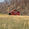 The Red Barn by Jack R Perry
