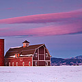 The Red Barn by Ronda Kimbrow