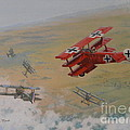 The Red Baron by Elaine Jones