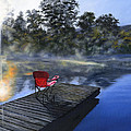 The Red Chair by Christopher Lyter