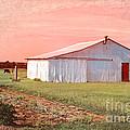 The Red Door by Betty LaRue
