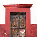 The Red Door by Cathy Anderson