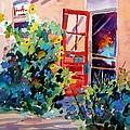 The Red Door by Dyan Newton