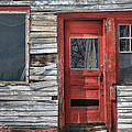 The Red Door by Eric Gendron