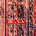 The Red Door by Stefan H Unger