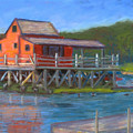 The Red Fish House by Claire Norris
