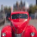 The Red Flash by Brenda Kean