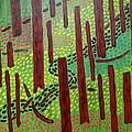 The Red Forrest by Douglas W Warawa