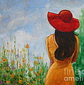 The Red Hat by Hilary England