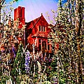 The Red House by Bill Cannon