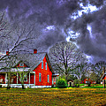The Red House by Reid Callaway