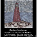 The Red Lighthouse by Barbara Griffin