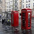 The Red Phone Booth by Richard Rosenshein
