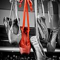 The Red Slipper by Silken Photography