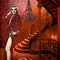 The Red Stair by Greg Sharpe