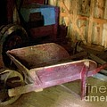 The Red Wheelbarrow by RC DeWinter