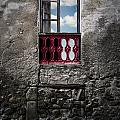 The Red Window by Monica Quintana