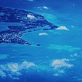 Bermuda Blue, Aerial by Marcus Dagan