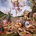 The Resurrection Of Christ, Florentine School, 1560 by Italian School