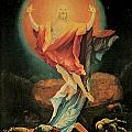 The Resurrection Of Christ by Matthias Grunewald